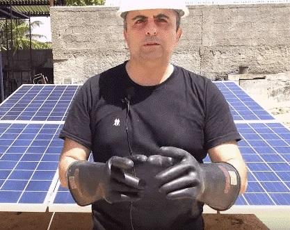 curso de energia solar do Vanisio Pinheiro